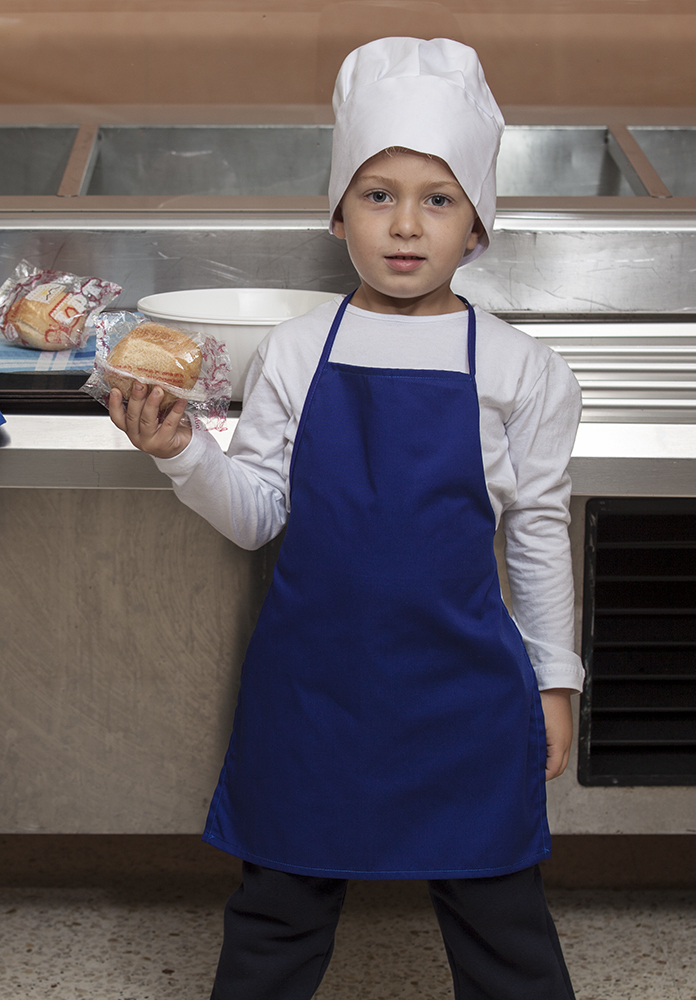 Kids chef hat