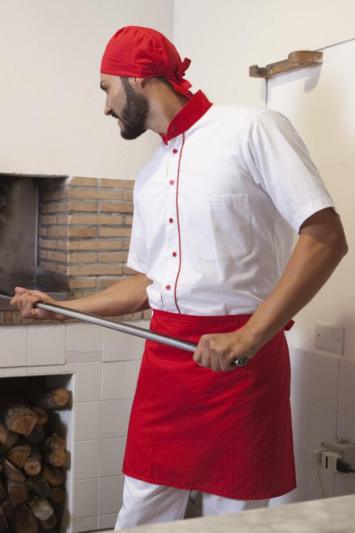 Divisa pizzaiolo · Divisa pizzaiolo 7fa2386f3ee7