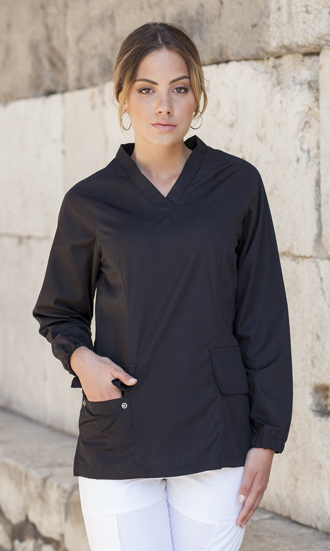 Stain resistant woman's tunic