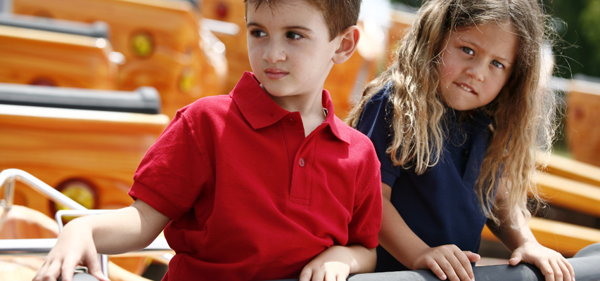3e9825834 polo shirts for children of high quality produced in Italy for school  clothing supplies and school uniforms