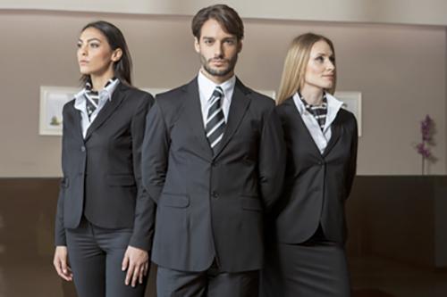 HOTELLERIA ABBIGLIAMENTO PROFESSIONALE ALBERGHI HOTEL RECEPTION DIVISE  ALBERGHIERE PULIZIE AI PIANI MANUTENZIONE FACCHINAGGIO 3443576b6cee